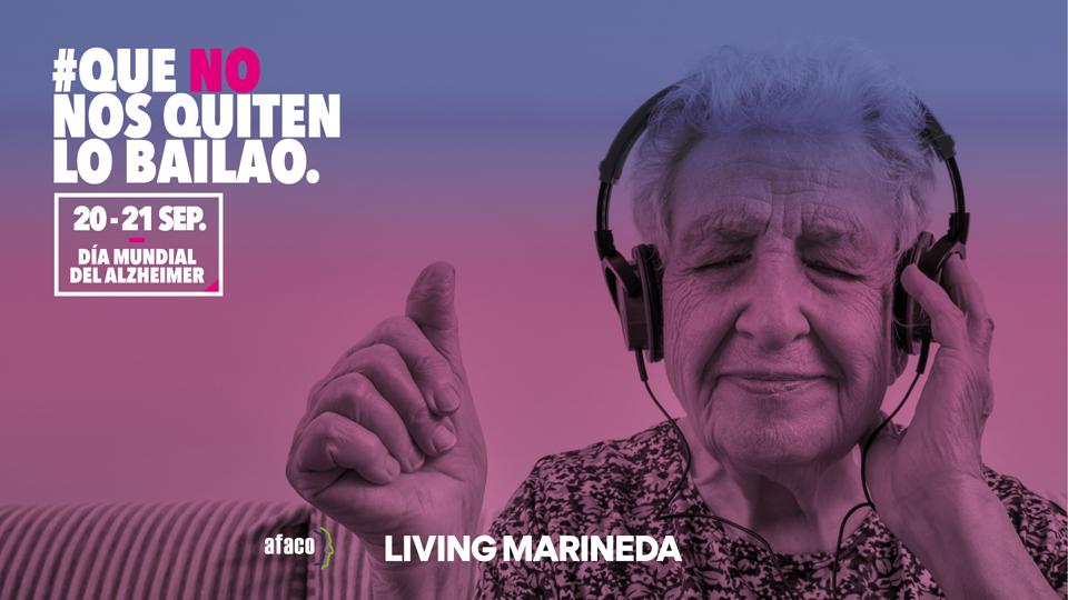 En el Día del Alzheimer, que no nos quiten lo bailao